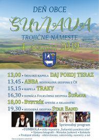Deň obce Šuňava 2019 1